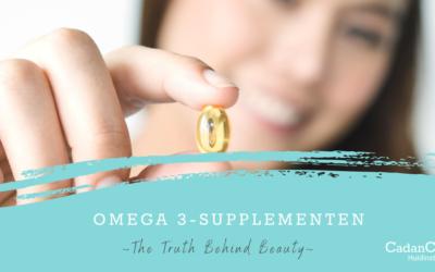 Omega 3-supplementen
