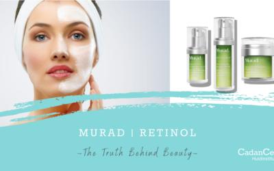 Murad's vernieuwde retinol-lijn in strijd tegen rimpels