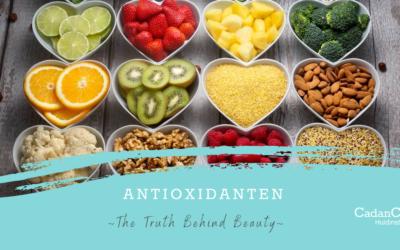 Antioxidanten voor de huid