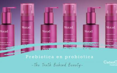 Pre- en probiotica voor de huid
